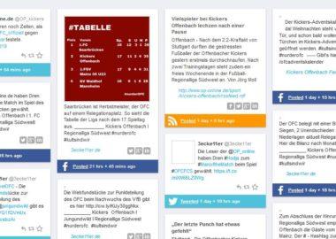 socialmedia newsroom